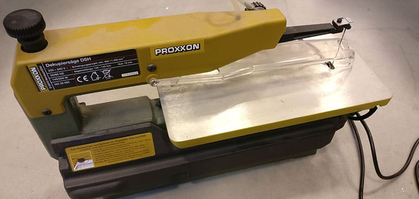 Proxxon 2-Gang DSH Dekupiersäge