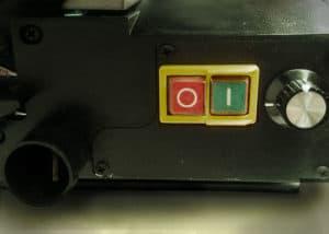 Record Power Vario Dekupiersäge SS16V - Bedienung